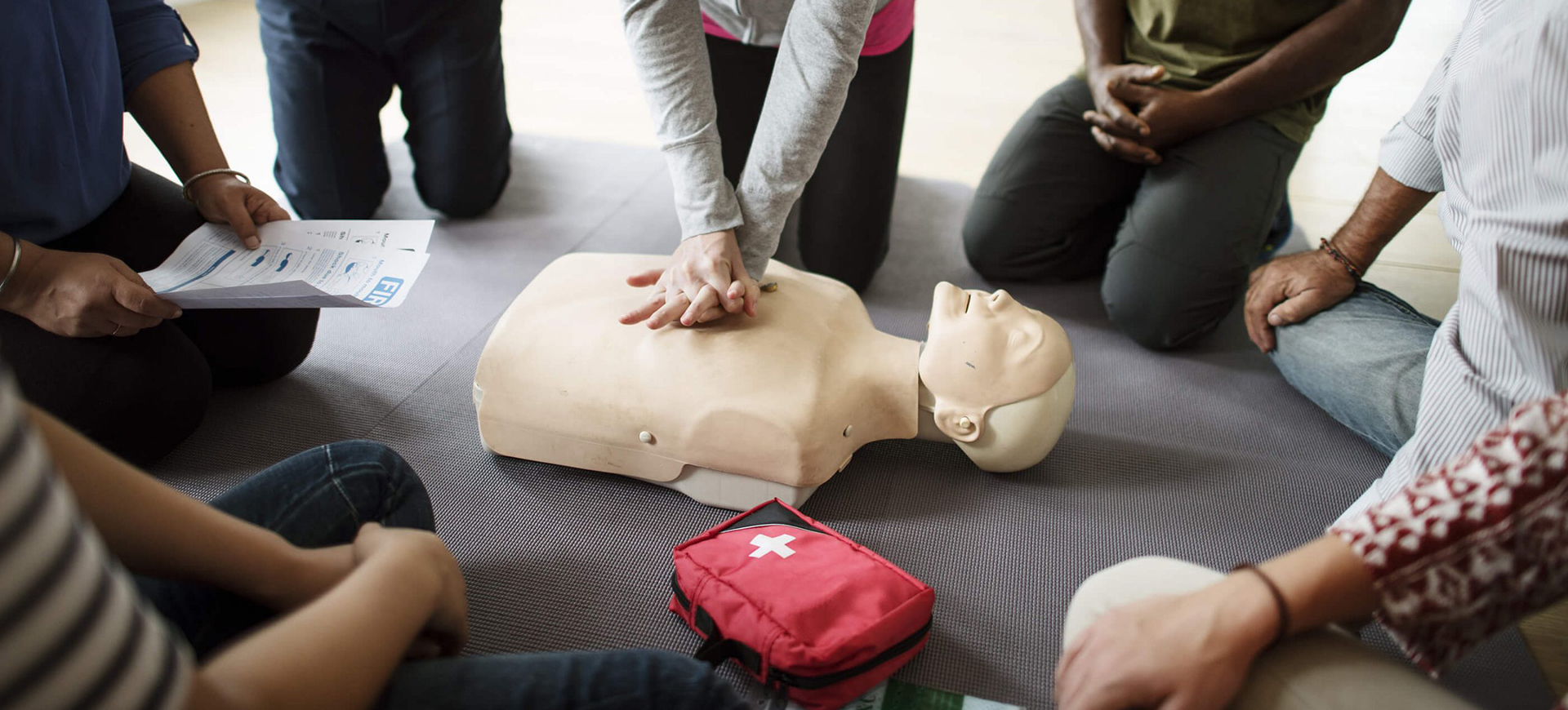 Pediatric CPR/First Aid AEd